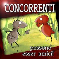 I CONCORRENTI POSSONO ESSER AMICI