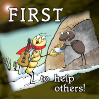 First to Help Others